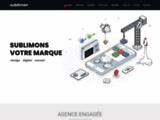 SUBLIMEO | Agence web & studio de creation, direction artistique & marketing, studio graphique & studio photo, communication online & referencement internet - Toulouse