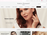 Subtil Diamant : vente de diamant et bijoux diamant avec Subtil diamant
