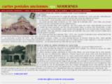 cartes postales anciennes cpa et semi modernes du sud ouest 33, 40, 64