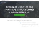 Seo Montréal - Agence de Référencement de Site Web à Montréal