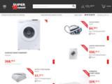 Super10Count - Vente d'électroménager à prix discount
