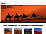 Circuits en 4x4 et excursions depart Marrakech, Ouarzazate, Fes, Casablanca et Agadir - voyages d'aventures au Maroc