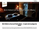 Hotel St Malo : Le Surcouf **: Près de la Thalasso de Saint Malo