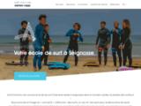Cours de renforcement de surf à Seignosse