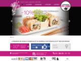 Sushi Tori - Restaurant et livraison de sushi à domicile en Val d'Oise 95