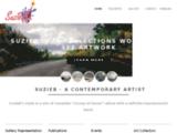 Art peintures: un artiste contemporain SuzieB Art peintures de qualité