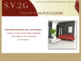 Artisan peintre décorateur Bourg en Bresse,Mâcon | SV2G