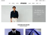 Spécialiste chemises sur mesure –  Swann et Oscar
