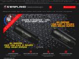 Vente d'équipements racing et optimisation de véhicules - Swapland