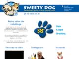 Toilettage canin et félin toutes races, et vente de produits et accessoires dans la Vienne - 86| Sweety Dog