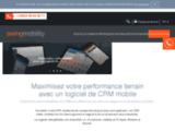 SwingMobility - Solutions logicielles de mobilité pour vos équipes commerciales et techniques