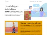 Livre numérique bilingue Switch Book