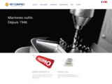 Syderic : fabricant de machines outils