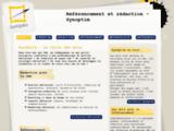 SynOptim, référencement et rédaction de sites web