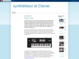 Synthétiseur et Clavier