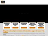 System France : fabricant de systèmes de stockage automatique
