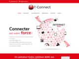 Fournisseur internet pour entreprises T-Connect