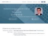 Ingénieur, chef de projet, consultant - Thierry MARREC