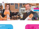 Le sac à pain publicitaire, le media qui s'invite au coeur du foyer - support publicitaire : sac à pain - tac-tic media