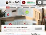 Domotag : système alarme sans fil - alarme vidéosurveillance