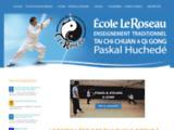 Le Roseau : école de Taï Chi Chuan et Qi Gong à Rennes.
