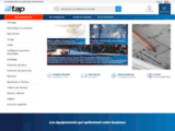 Tap Shop : manutention matériel, stockage et logistique industriel