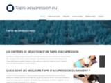Guide d'achat du tapis d'acupression