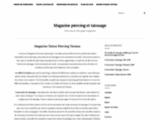 Magazine Tarawa