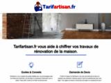 Tarifartisan.fr : Tarif Horaire et Prix m2 des Artisans en France
