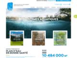Bienvenue sur le site de la société TASO - Travaux Aquatiques du Sud-Ouest