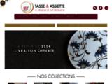 Tasse & Assiette: Services de vaisselle en porcelaine fine - Tasse&Assiette