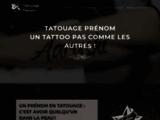 Tatouage prénom - Modèles de tatouage de prénom garçon et fille dans de nombreux styles