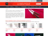 Achetez un couteau de cuisine qualité pro - Boutique TB
