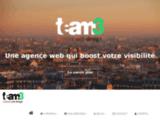 Agence web Team3 Paris - création et refonte de site web