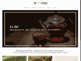 Tea shop: un site pour vous apprendre tout sur le thé
