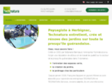 Paysagiste Création Jardin Entretien Espaces Verts - Technatura
