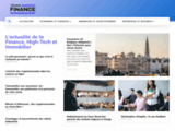 L'actualité de la Finance, High Tech et Immobilier sur TechnoFinance