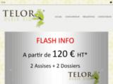 Guirlandage et création de tissus d'ameublement à Fontenay-le-Comte