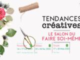 Salon des loisirs créatifs Toulouse, Marseille, Bilbao.Tendances Créatives