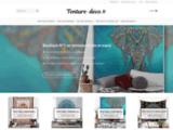 Tenture Murale : Tenture Zen et Indienne - tenture-deco.com