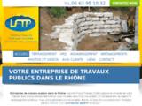 Travaux publics Rhône Alpes à Souzy