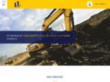 Travaux de terrassement et location de container
