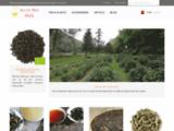 Terre des Thés:  oolong, puerh, thé vert, thé rouge, thé blanc, thé noir
