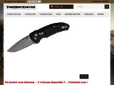 TheBestKnives - TheBestKnives, vente de couteaux de marque en ligne.