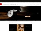ThéCalin : maison de the en ligne : thé vert, thé noir, Pu er, Oolong - Acheter du the