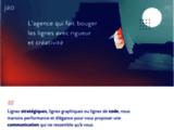 Agence de communication - Création Web et Graphique
