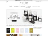 Boutique de thé en ligne THEODOR