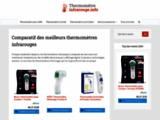 Thermomètre infrarouge : avis, comparatif et achat