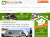 Thermorenov Rénovation thermique isolation