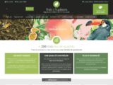 Vente de thé BIO et infusion BIO de qualité - Thés et Traditions